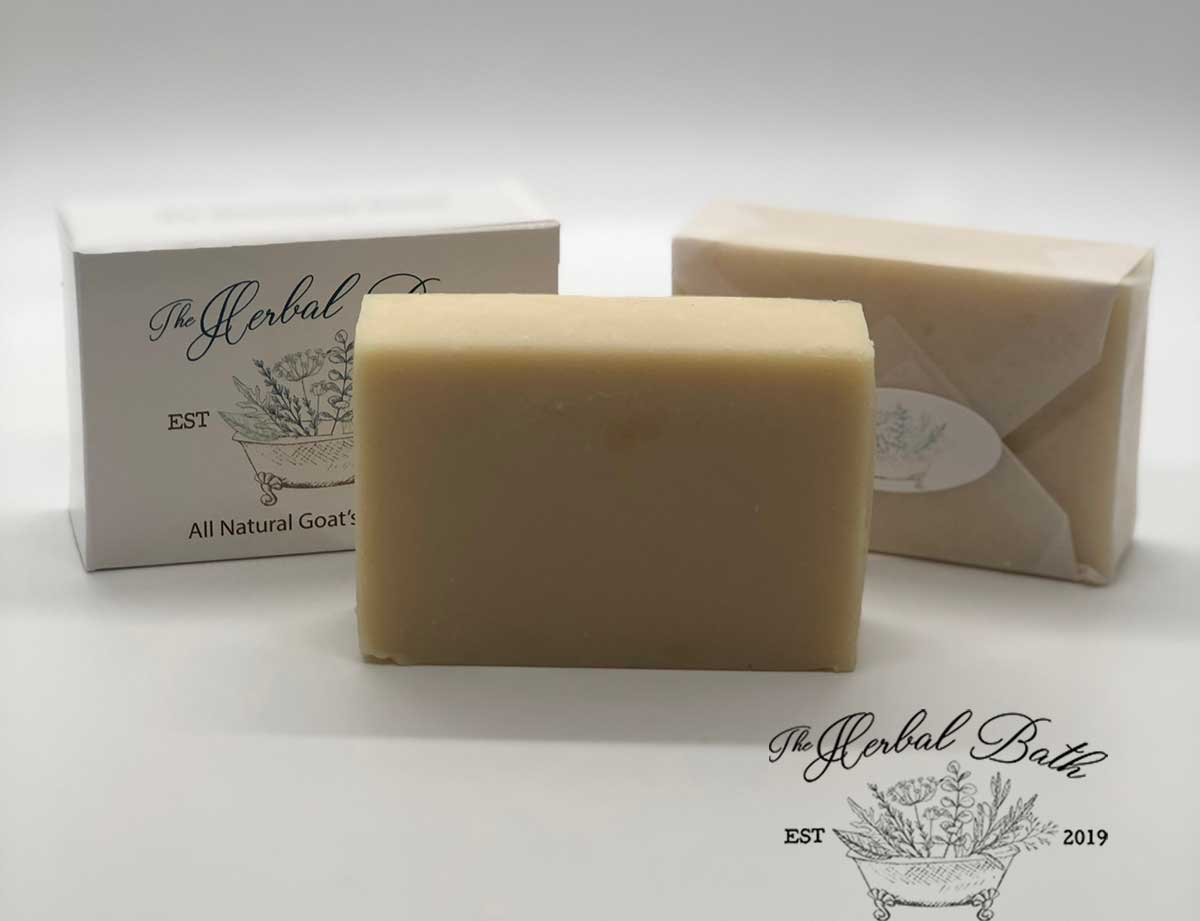 Holly and Pine Soap