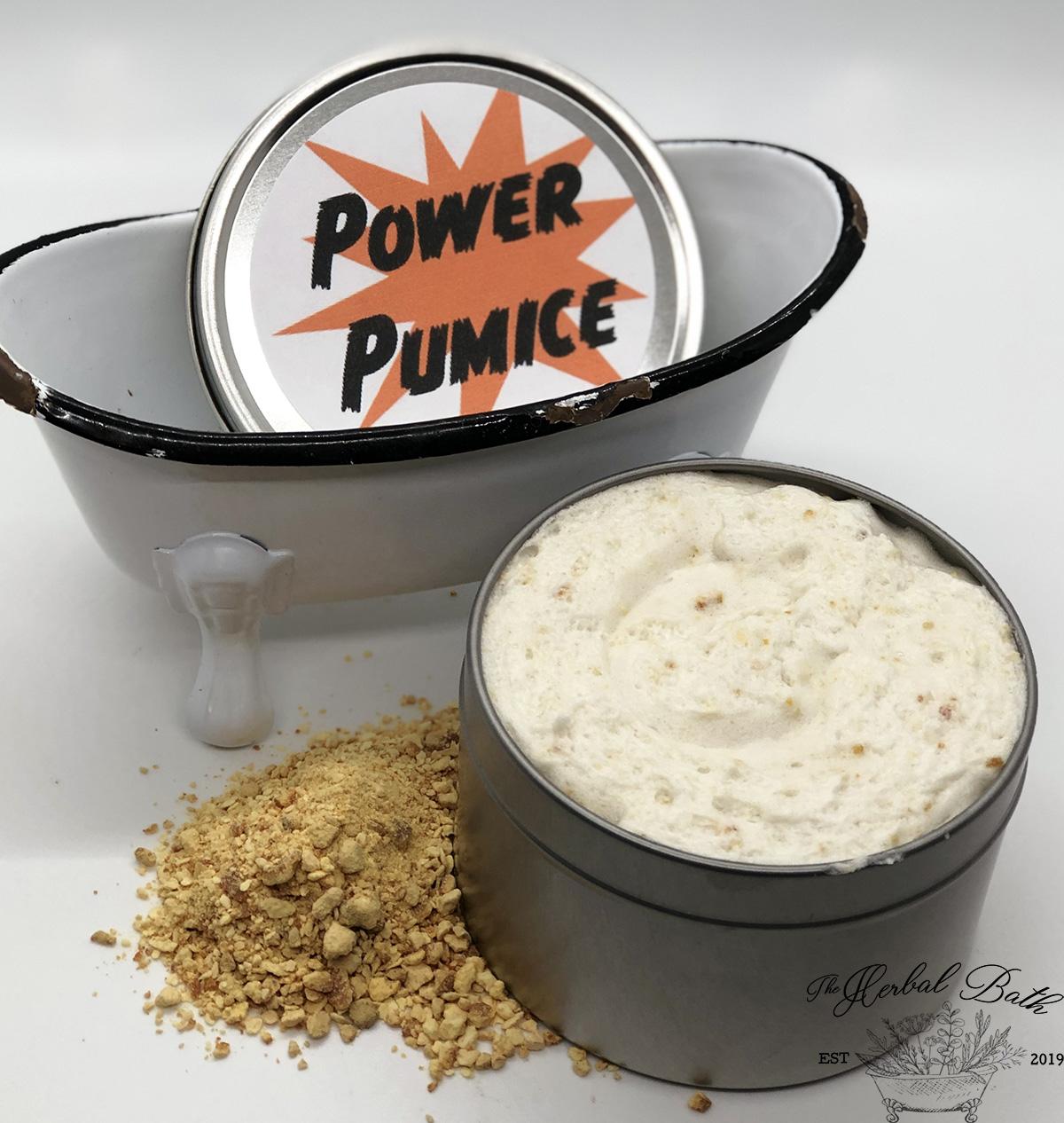 Power Pumice