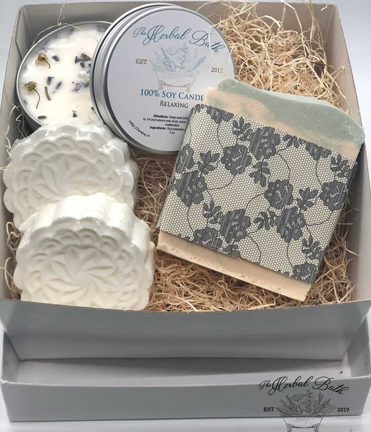 Relaxing Lavender gift set