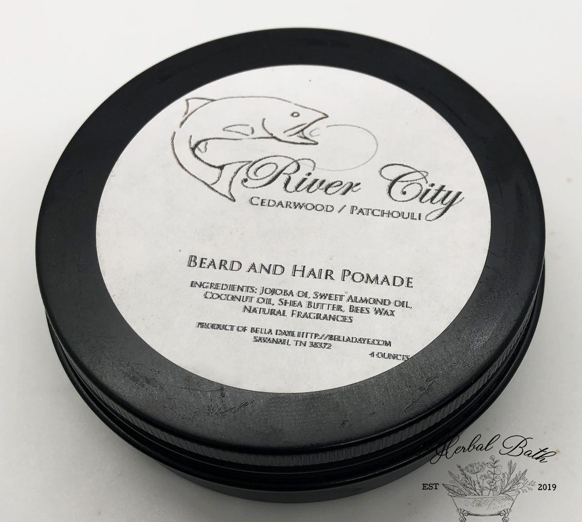 Pomade Beard and Hair Balm