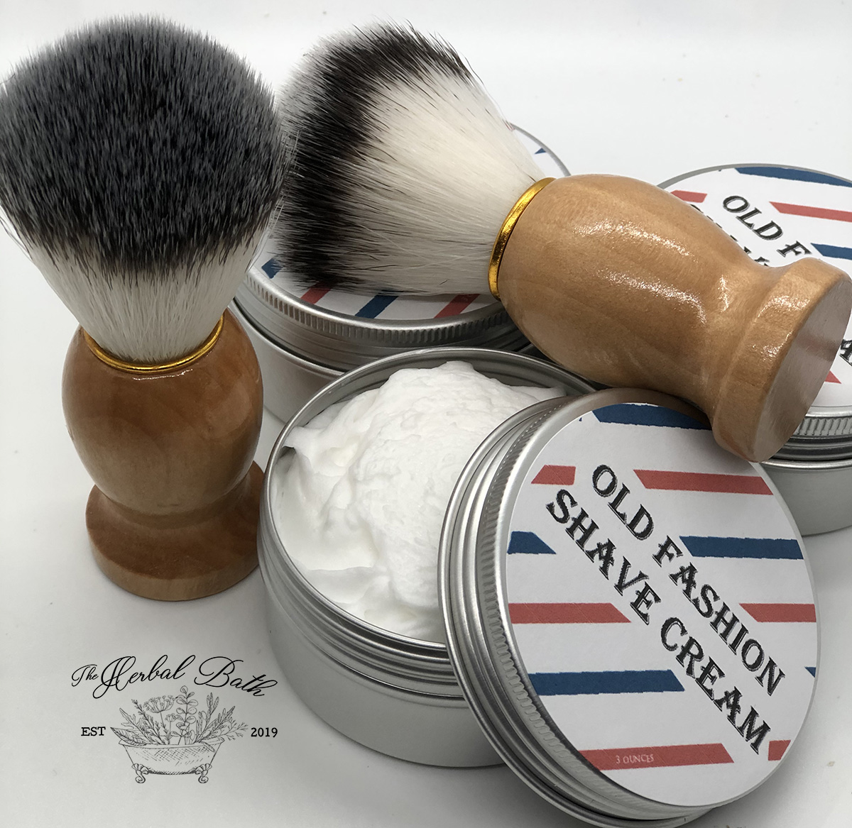 Old Fashion Shave Cream