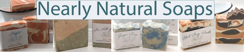 nearly natural soaps