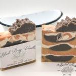 blackberry vanilla soap