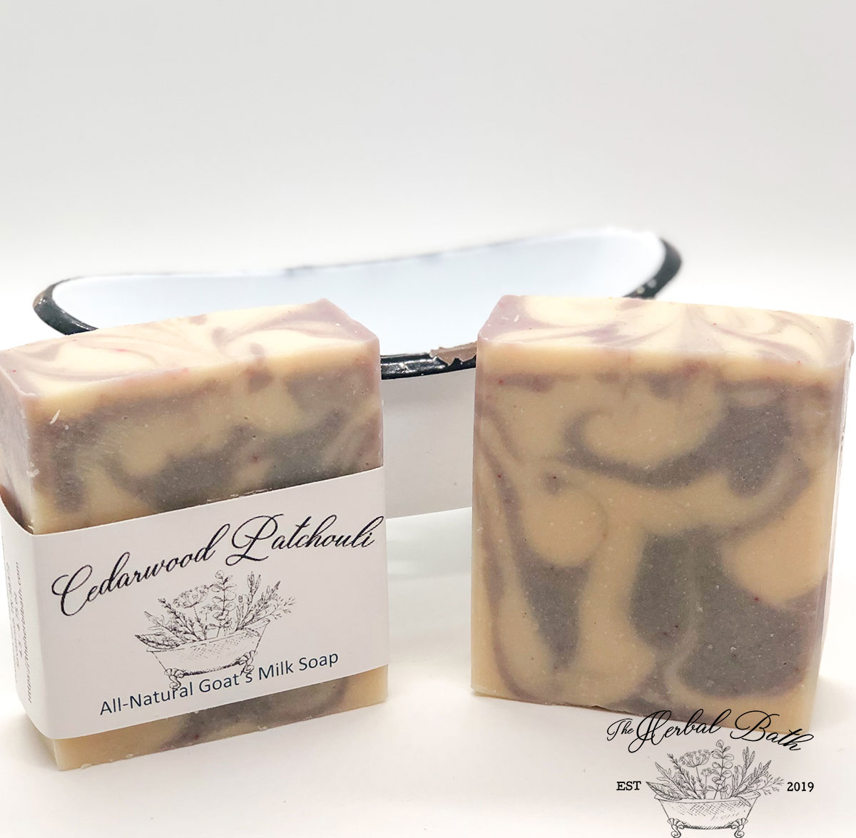 Cedarwood Patchouli Soap