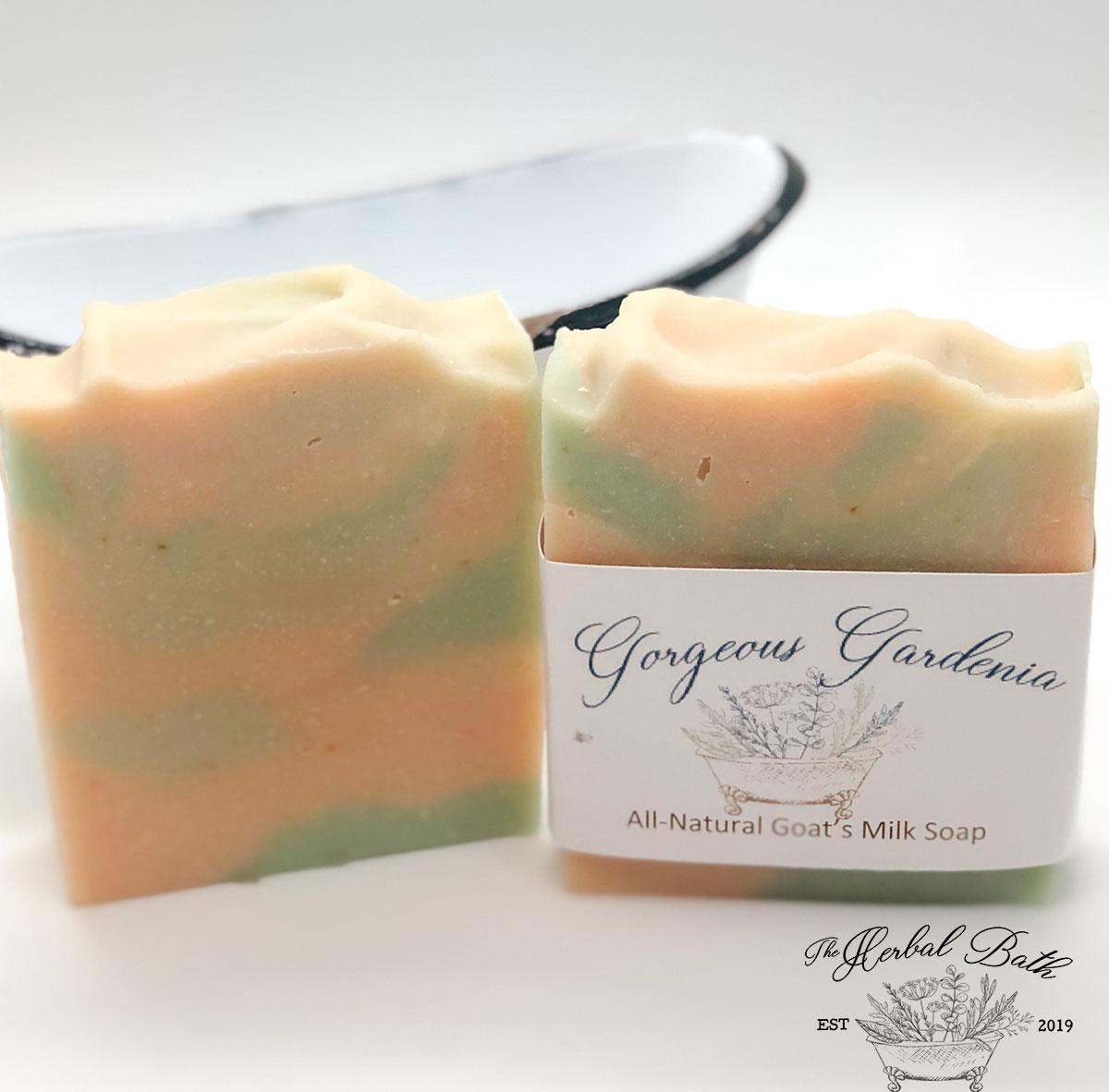 Gorgeous Gardenia Soap
