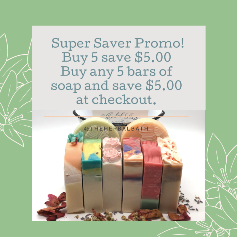 spring super savings promotion