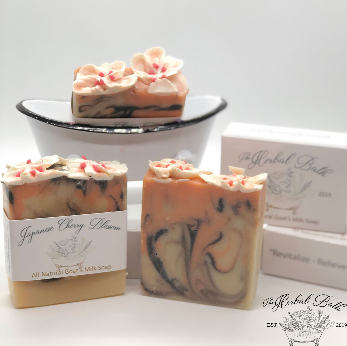 Japanese Cherry Blossom Soap