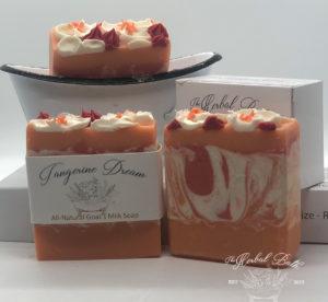 Tangerine Dream Soap