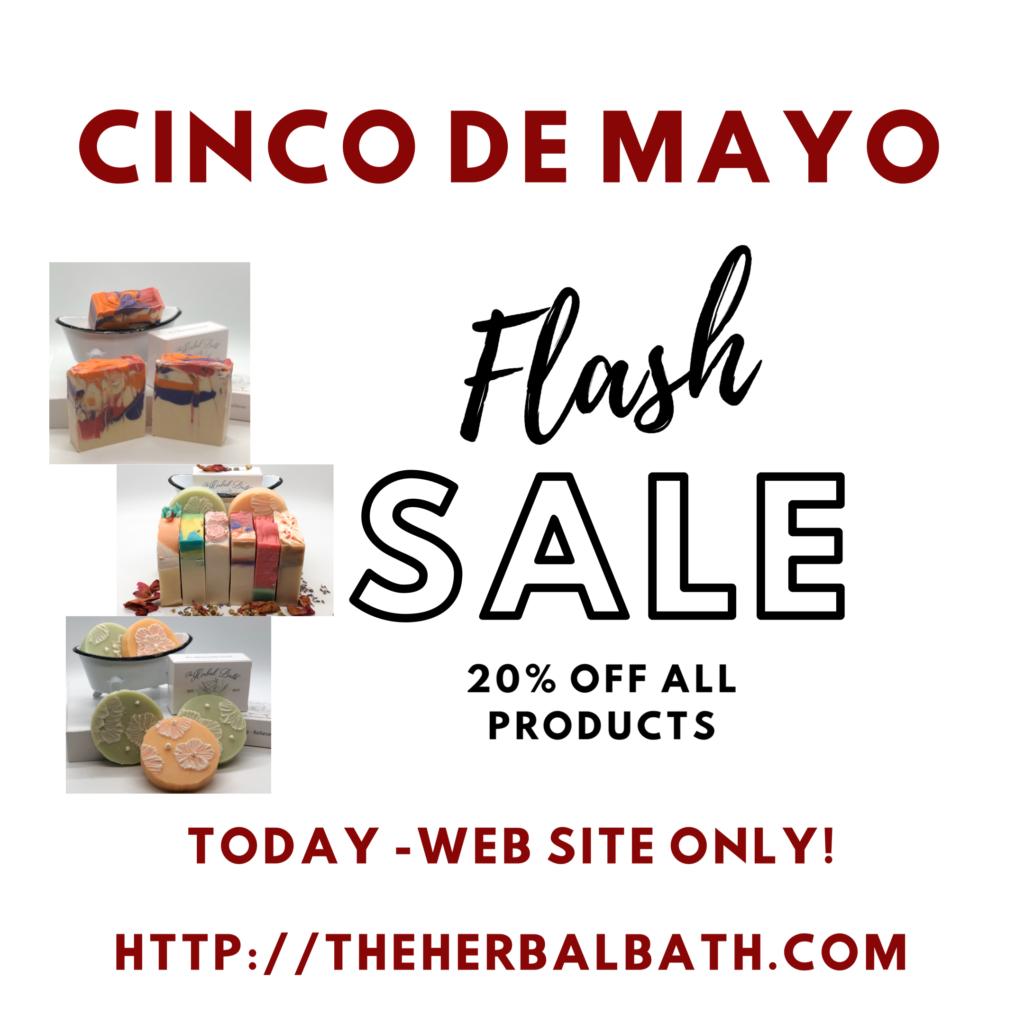 Cinco De Mayo sale