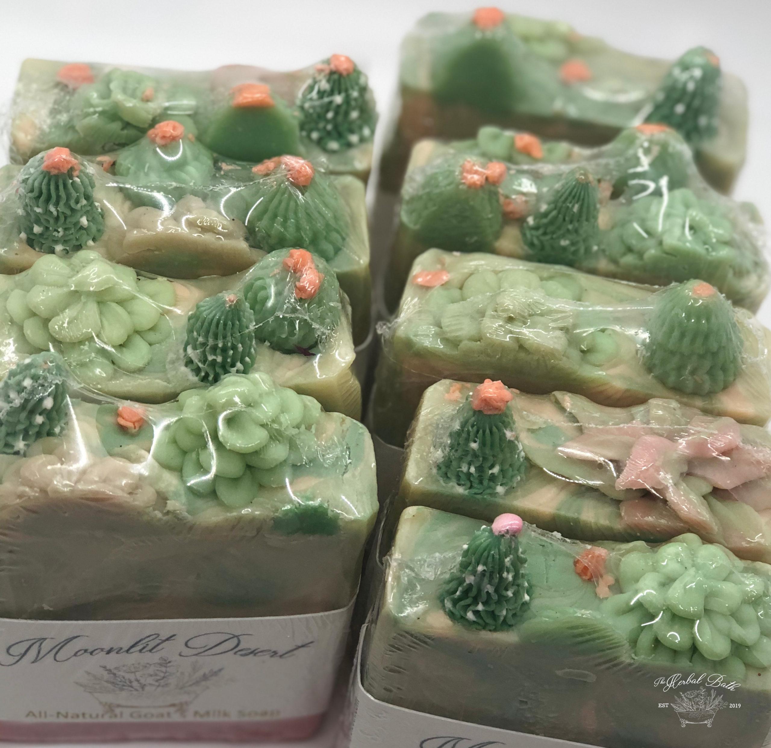 moonlit Desert Soap