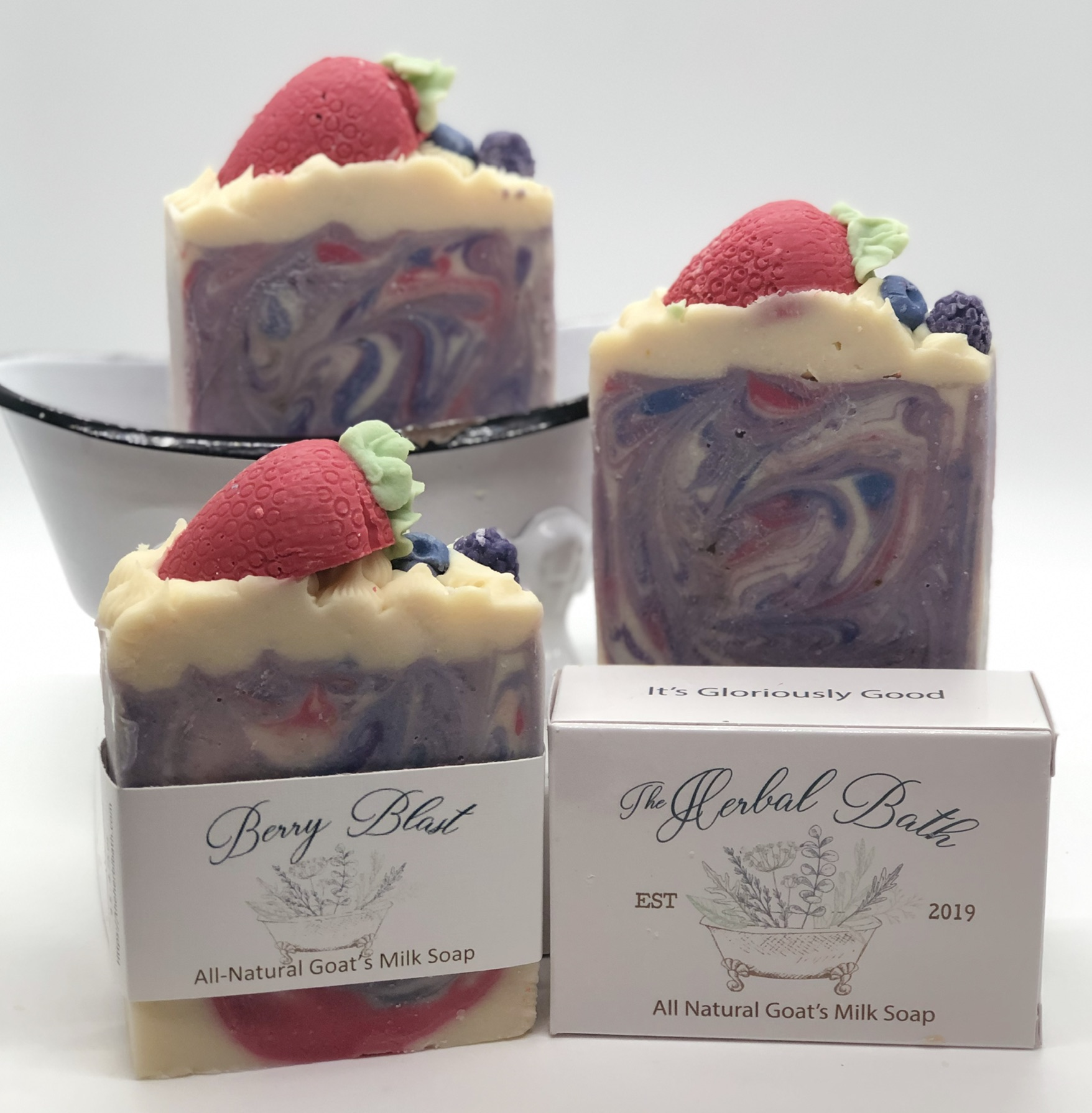 Berry Blast Soap