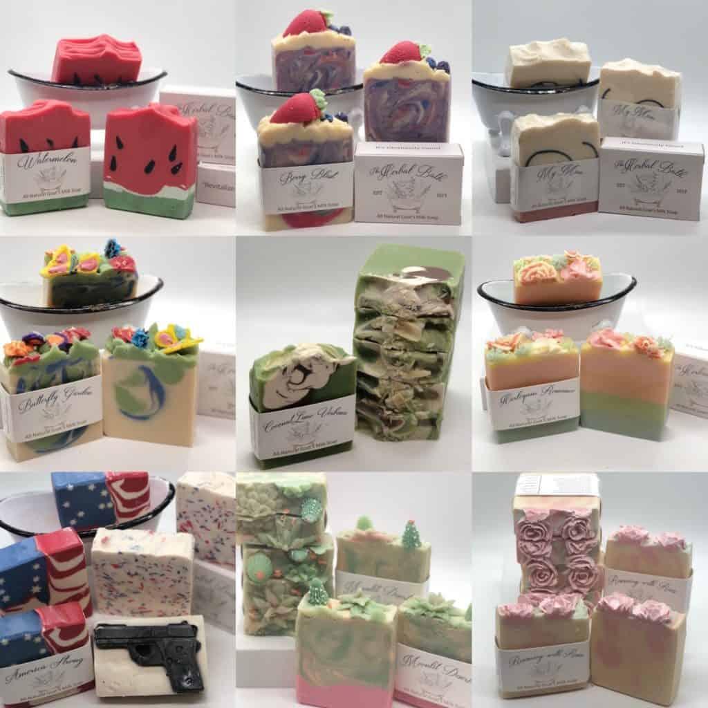 summer soap sale