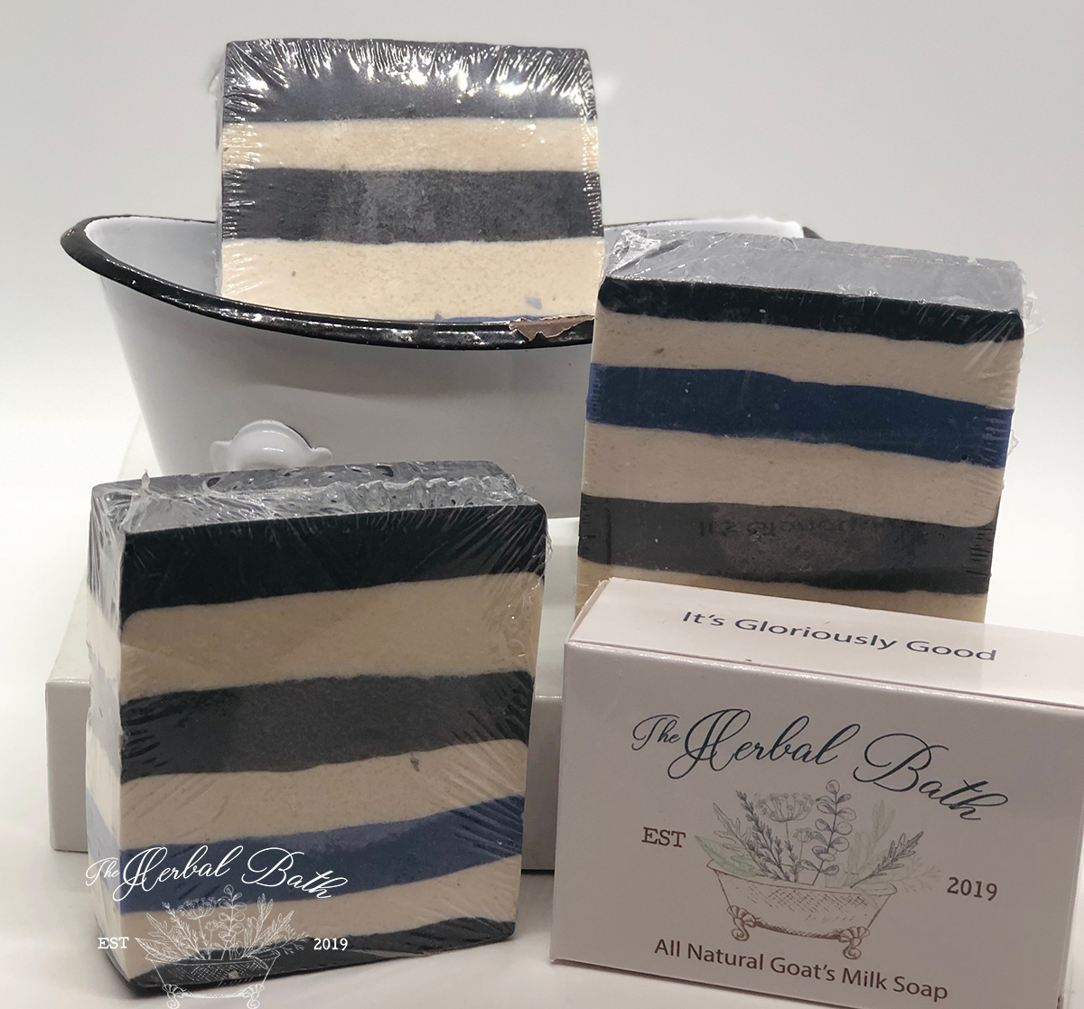 Back The Blue soap