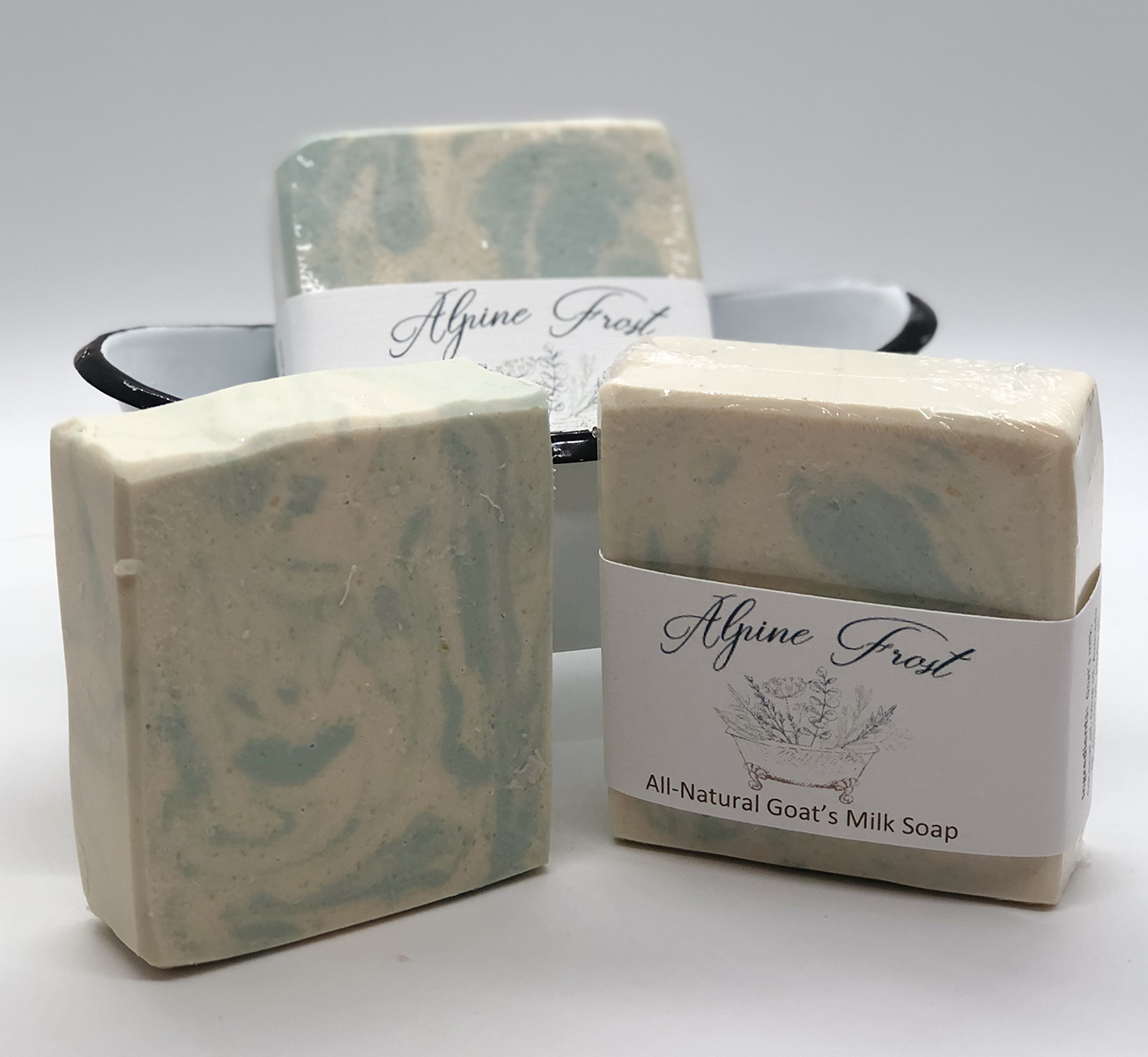 Alpine Frost Soap
