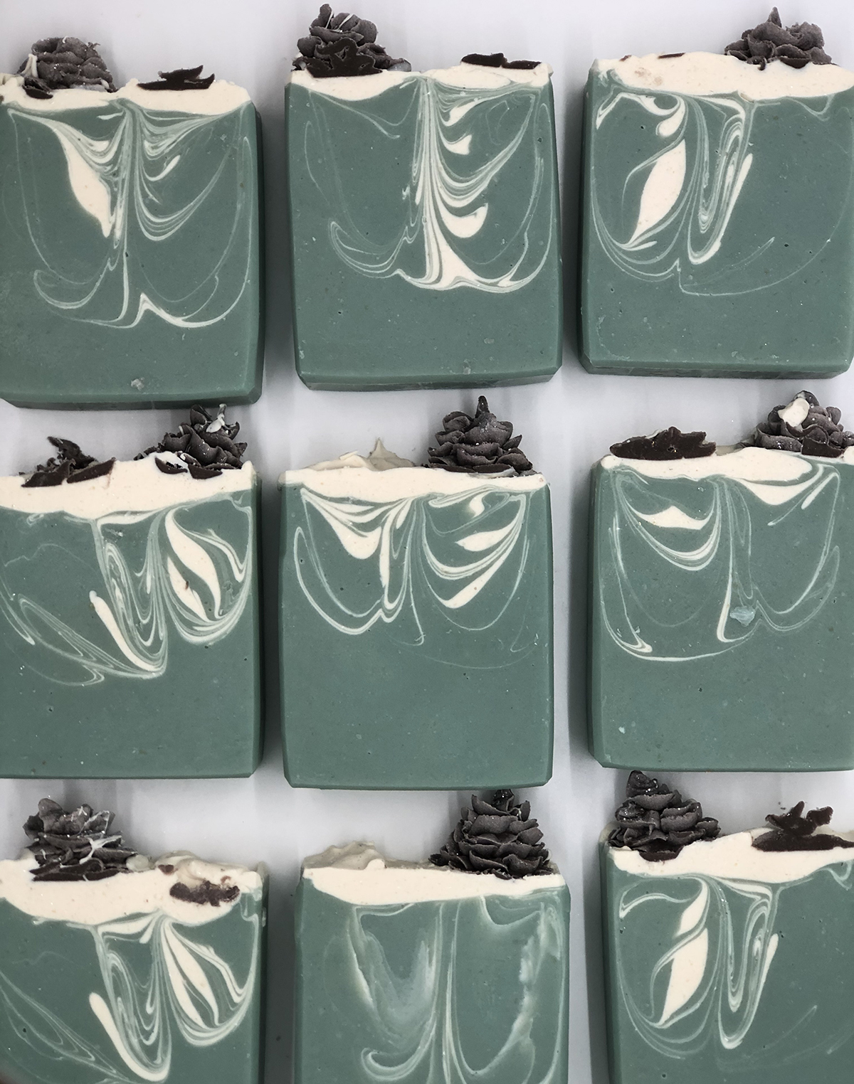 Cabin in the woods Soap