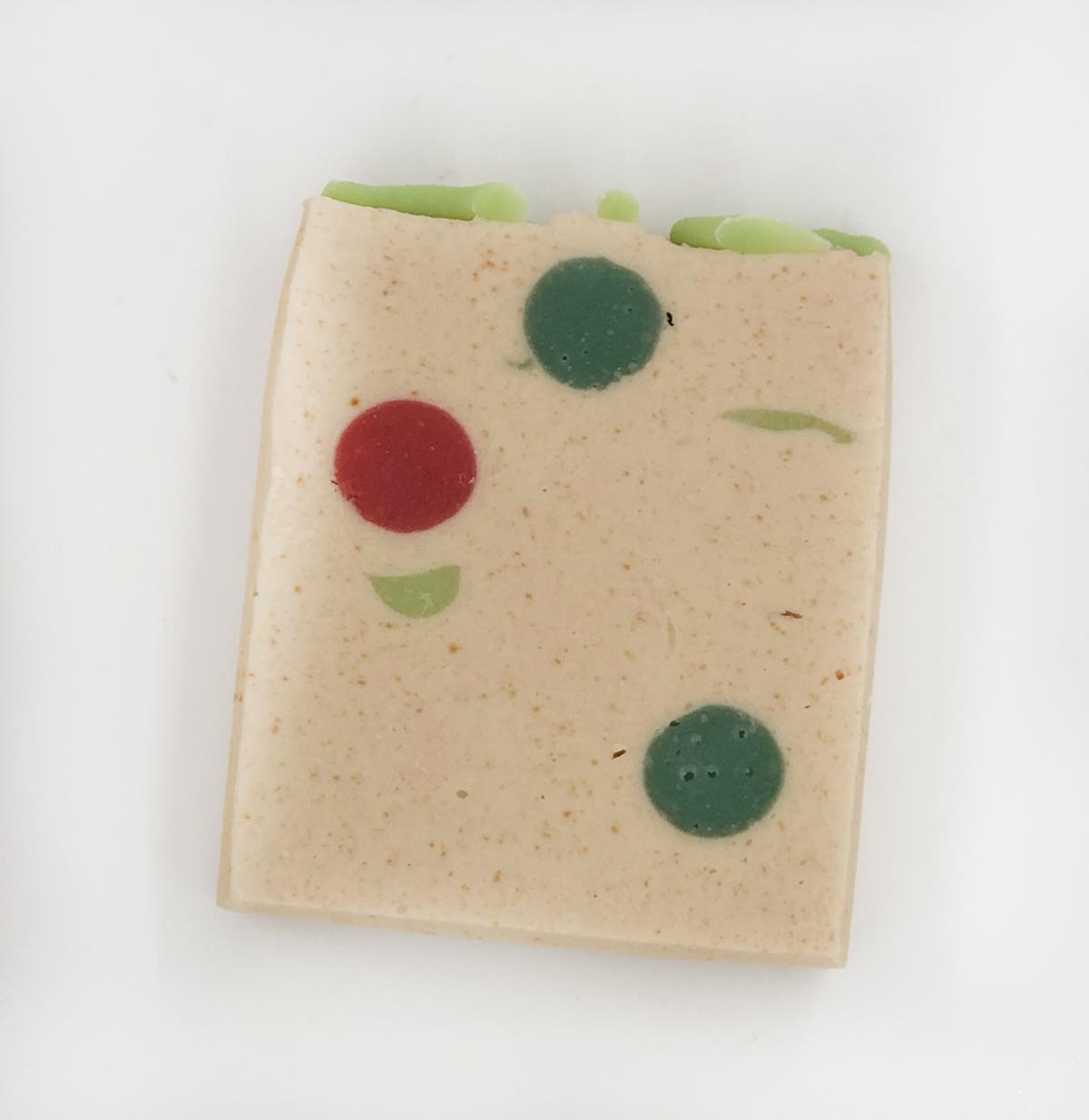 Holly Jolly Soap