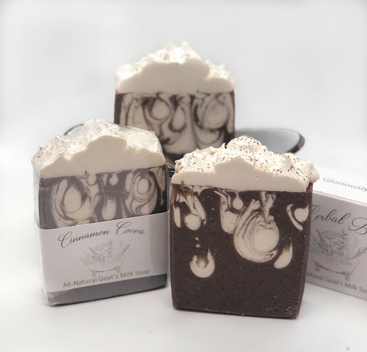 Cinnamon Cocoa Soap