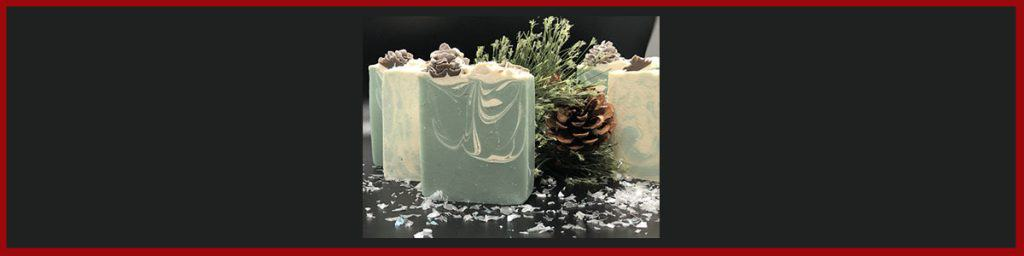 winter soap banner