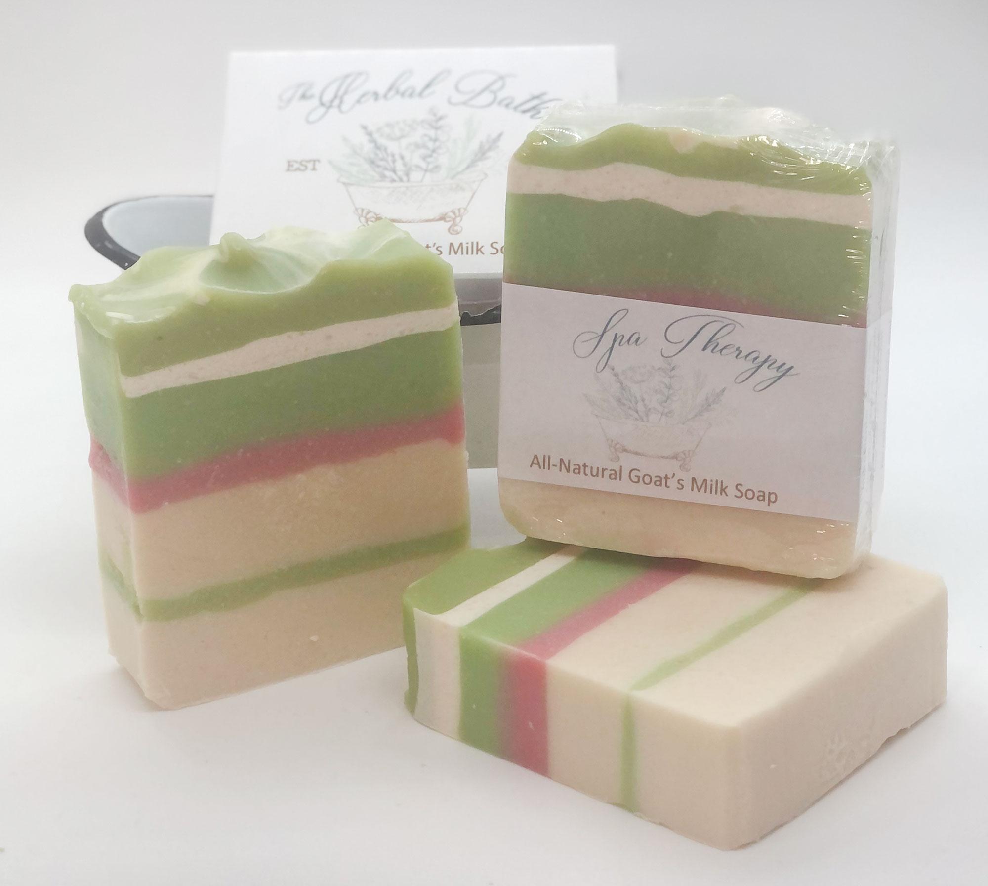 Spa Therapy Soap