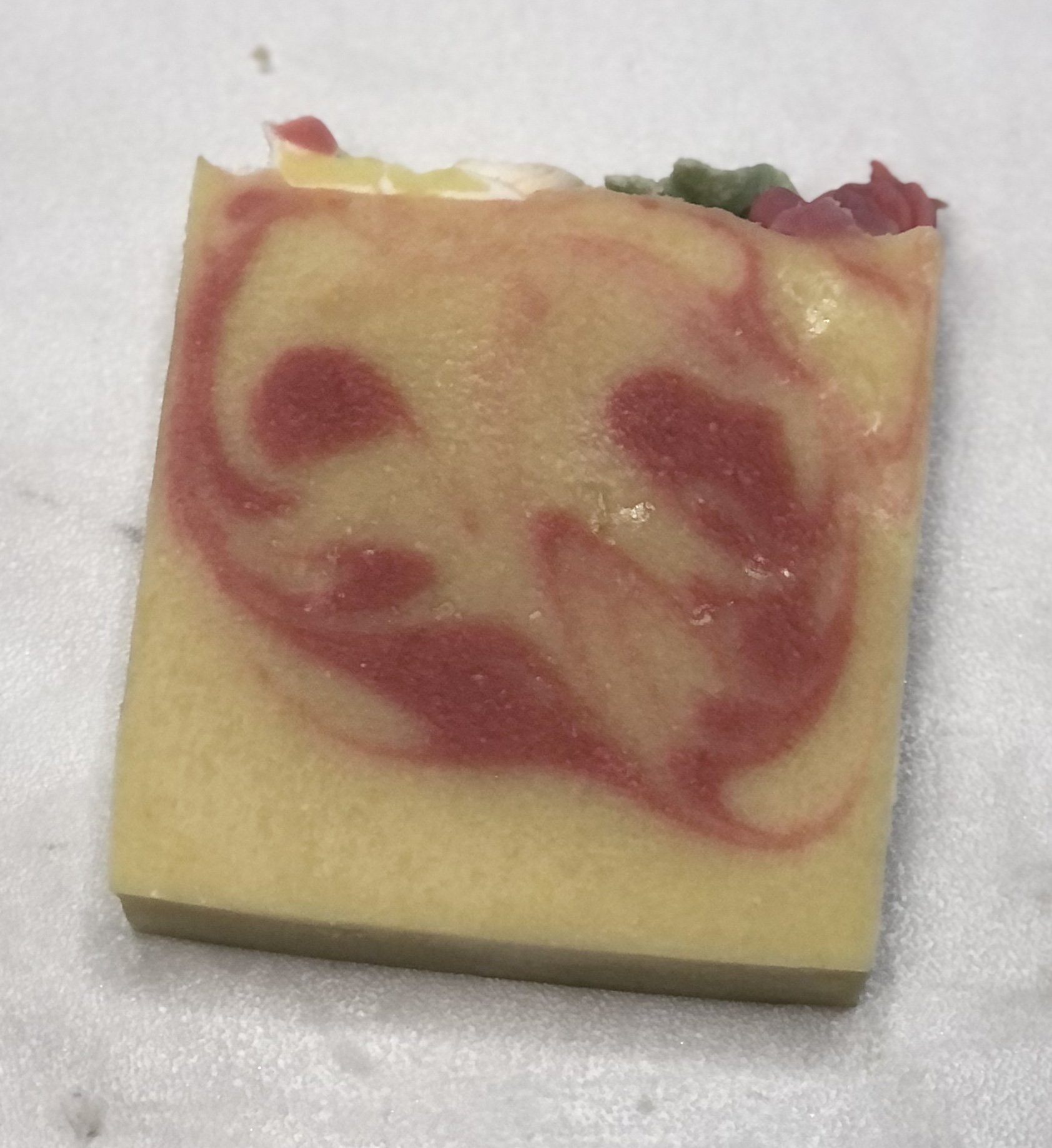 Tropical Plumeria Soap