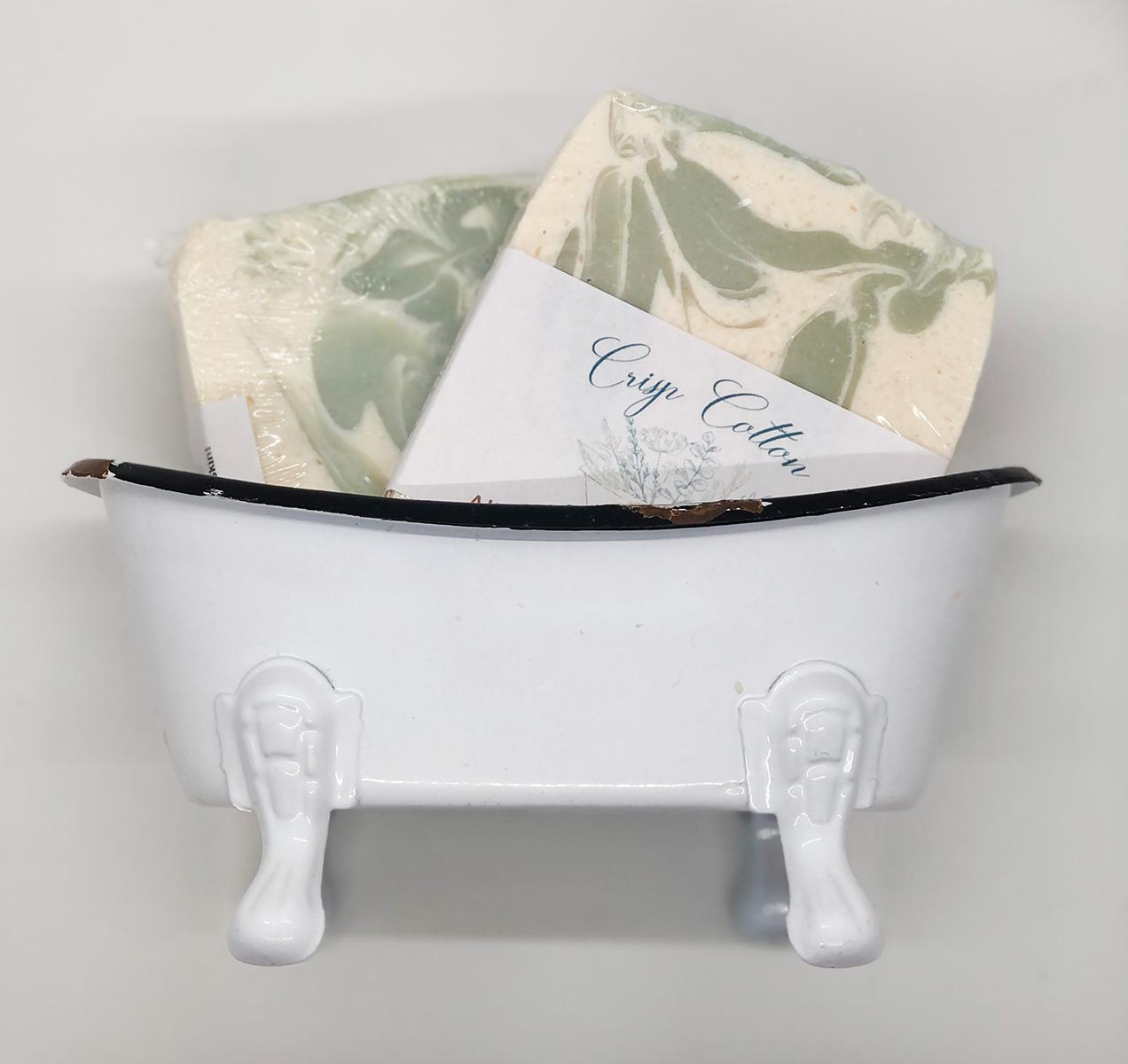 crisp cotton soap
