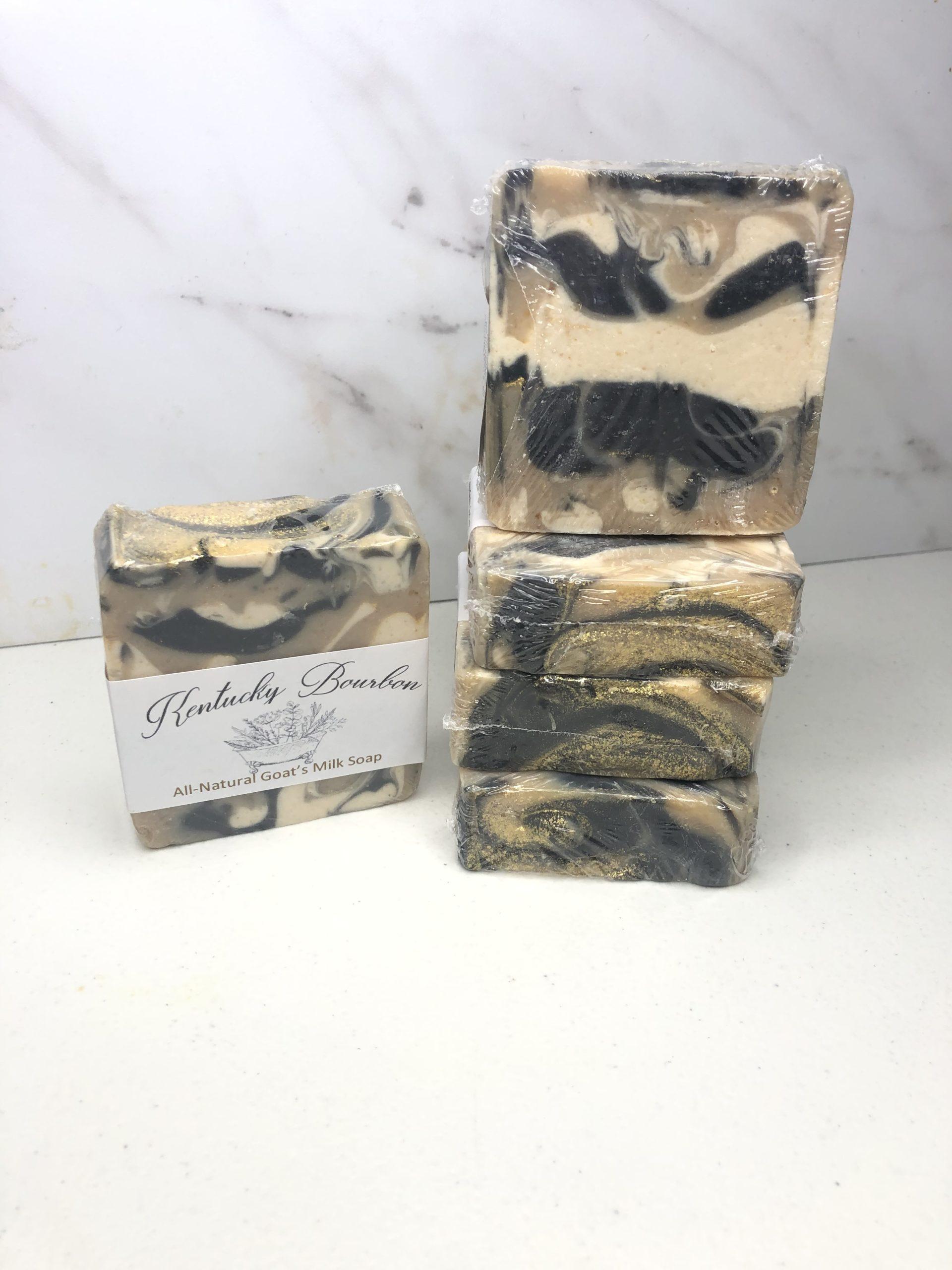 Kentucky Bourbon Soap